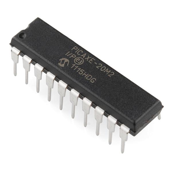 Picaxe 20m2 Microcontroller 20 Pin