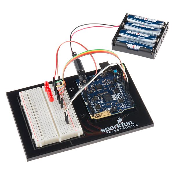 Sparkfun inventor s kit for arduino