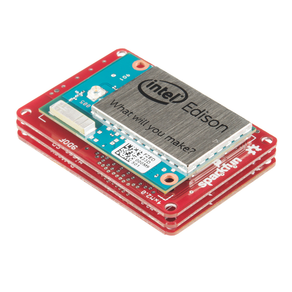 Hardware Guide for the Intel® Edison Kit for Arduino*