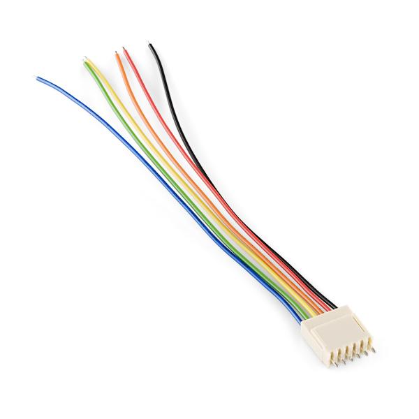 Molex Jumper 6 Wire Assembly