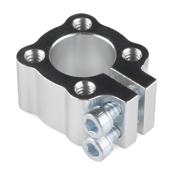 Tube Clamp Hub - 1/2