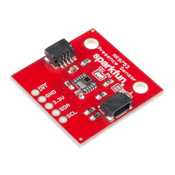 Sparkfun Human Presence Sensor Breakout Ak9753 Qwiic