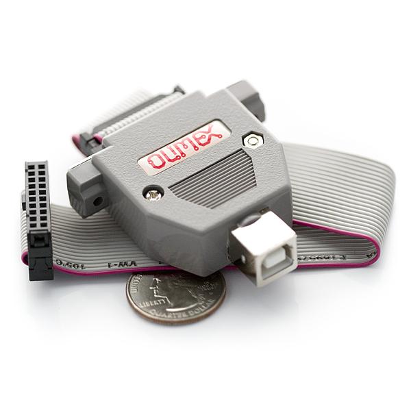 JTAG USB OCD Tiny - Programmer/Debugger for ARM processors